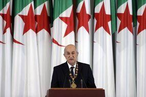 Le président algérien, Abdelmadjid Tebboune. (archives)