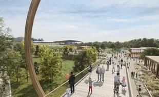 Le projet de parc d'attractions Imagiland, sur la thématique de la BD, doit ouvrir en 2023 près d'Angoulême.