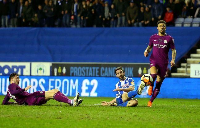 VIDEO. FA Cup: Will Grigg et Wigan éliminent Manchester City, Guardiola et Aguero craquent