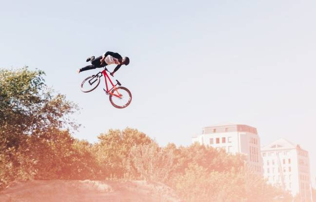 Le mountain bike est l'une des disciplines les spectaculaires du Fise.