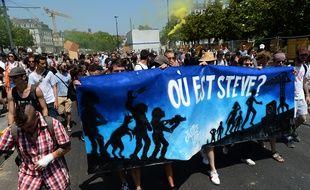 Un rassemblement a eu lieu samedi à Nantes, une semaine après la disparition de Steve