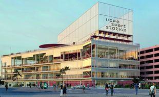 Le projet UCPA Sport Station de Bordeaux Brazza