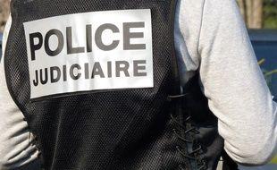 Un enquêteur de la police judiciaire (illustration).