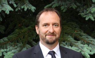 Christophe Arend est candidat dans la 6e circonscription de Moselle face à Florian Philippot.
