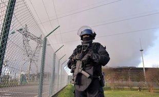 Les pelotons spécialisés de protection de la gendarmerie (PSPG), sont des unités qui assurent la sécurité des centrales.