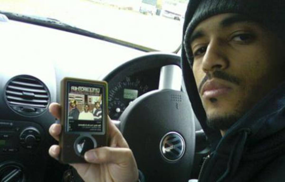 Un lecteur de musique MP3. – Flickr/CC/Yngrich