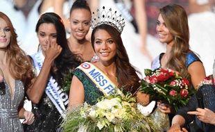 Vaimalama Chaves, miss Tahiti, a été élue Miss France 2019.