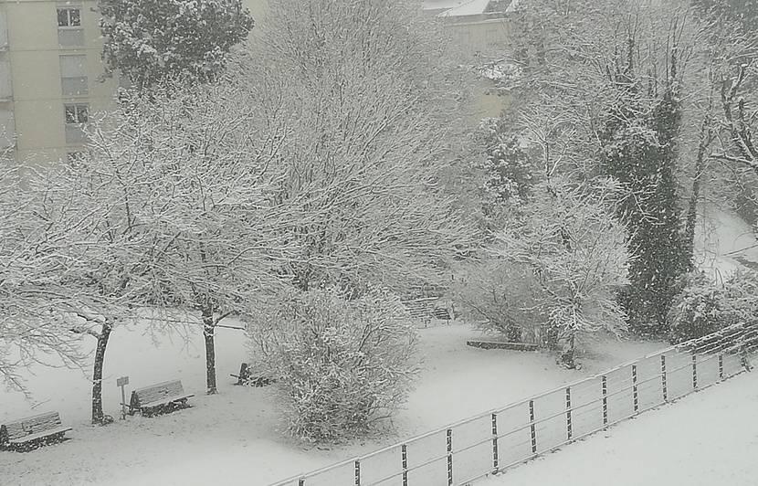 Lyon : La neige attendue en quantité « non négligeable », les opérations de salage s'organisent