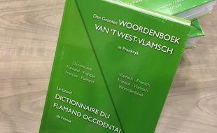 Le dictionnaire de flamand occidental a été tiré à mille exemplaires.