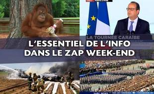 ZAP info 20 Minutes du week-end