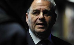 Xavier Bertrand, président de la rgion Hauts-de-France.