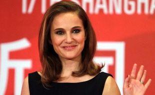 Natalie Portman au festival du film de Shanghai le 22 juin 2014