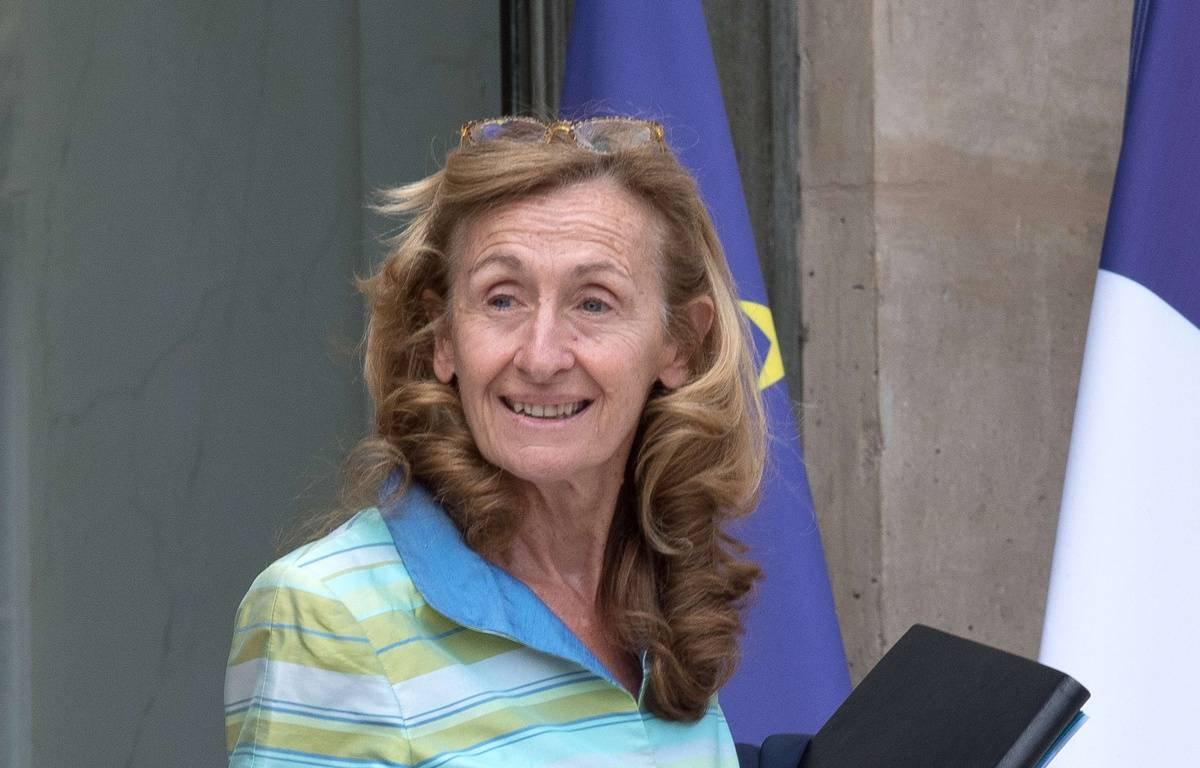 La Ministre de la Justice, Nicole Belloubet. Paris, le 9 avril 2017. – VILLARD/SIPA