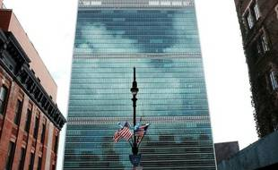 Le siège des Nations-Unies à New York le 29 septembre 2015