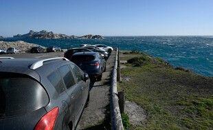 La route des Calanques à Marseille (image d'illustration).