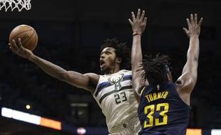 Sterling Brown avec Milwaukee.