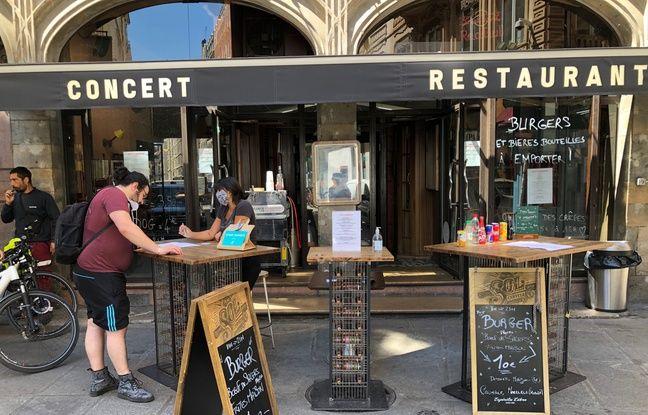 Le bar-restaurant Eden Rock Café a opté depuis plusieurs semaines pour une vente de nourriture à emporter, sans rencontrer un grand succès.