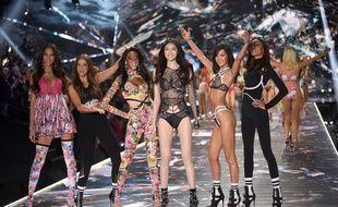 Le défilé Victoria's Secret en 2018 à New York