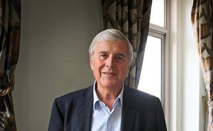 Michel Veunac, maire de Biarritz ( Modem).