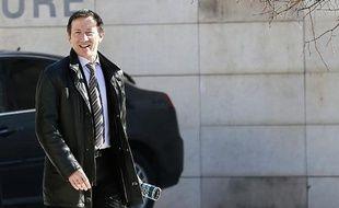 Le juge Jean-Michel Gentil à Bordeaux, le 19 février 2013.
