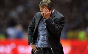 Fred Hantz ne sera plus le coach messin à l'issue de la saison.