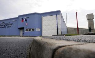 La prison de Vézin-Le-Coquet (Ille-et-Vilaine), le 24 mars 2010.