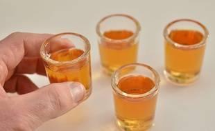 Alcool. Image d'illustration.