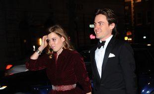 La princesse Beatrice et son époux, le promoteur immobilier Edoardo Mapelli Mozzi