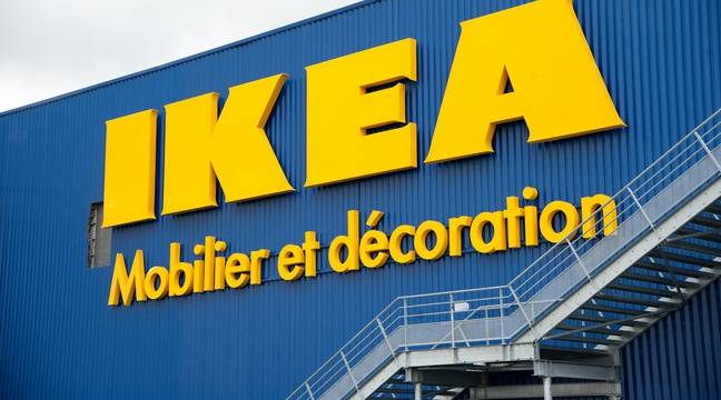 saint herblain cache cache g ant interdit au magasin ikea d 39 atlantis. Black Bedroom Furniture Sets. Home Design Ideas