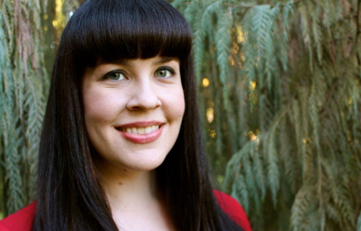 Caitlin Doughty, auteur de Chroniques de mon crématorium. – DR