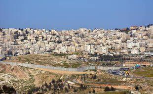 La ville de Jérusalem (illustration).