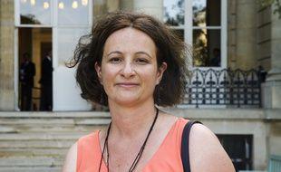 La députée (LREM) du Nord, Jennifer De Temmerman.