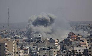 Raid israélien sur la bande de Gaza