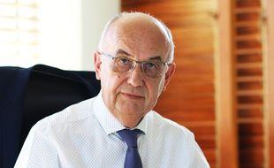 Michel Labardin, maire de Gradignan (Gironde) et vice-président de Bordeaux Métropole en charge des transports de demain.