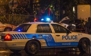 La police colombienne a tenté de porter secours aux personnes attaquées (illustration).