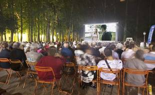 La métropole fait son cinéma, à Lavérune, près de Montpellier.