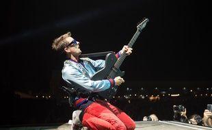 Le musicien Matt Bellamy