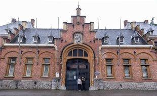 La prison de Turnhout, en Belgique.