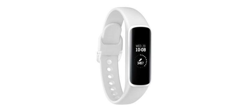 Profitez d'une montre connectée Galaxy Fit-e avec une remise de 50 % sur Rue du Commerce.
