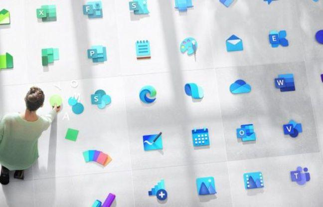 Microsoft dévoile le nouveau logo de Windows 10