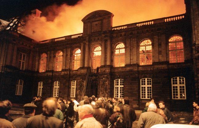 Notre-Dame de Paris: Après l'incendie de 1994, le Parlement de Bretagne a su renaître de ses cendres