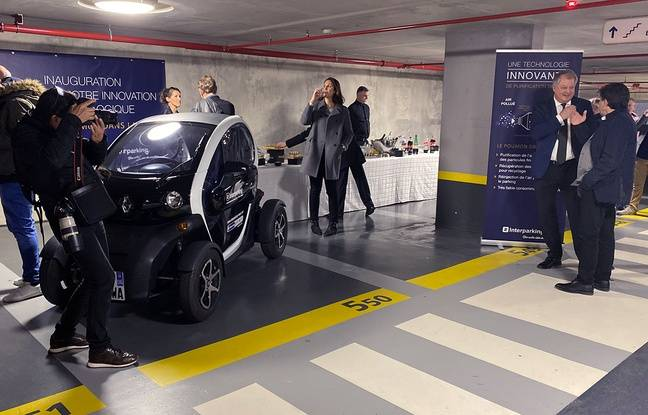Le parking, «the new place to breath»