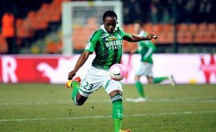 L'ancien défenseur de Saint-Etienne Albin Ebondo (35 ans) tente un improbable retour en Ligue 1.