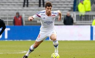 LYON, le 25/01/2015 Yoann GOURCUFF, joueur de l Olympique Lyonnais OL lors du match contre le FC Metz/ELSNER_065128/Credit:FABRICE ELSNER/SIPA/1501260659