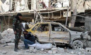 Les discussions sur le conflit syrien ont tourné au dialogue de sourds dès leur reprise lundi à Genève, les représentants de l'opposition et du gouvernement présentant des agendas opposés, ce qui a conduit la Russie à proposer une réunion élargie aux Russes et Américains.