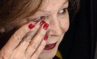 Lydie Salvayre, lauréate surprise du Goncourt, le 5 novembre 2014