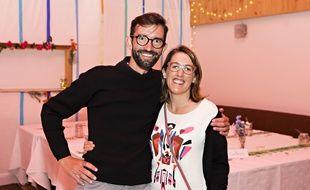 Alice et Dom ont prévu un week-end entier de festivités pour leur mariage, qui se terminera en beauté par le match de finale de la Coupe du monde.