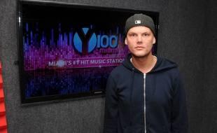 Le DJ Avicii