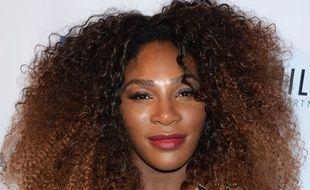 La championne de tennis Serena Williams le 23 septembre 2018 à Los Angeles