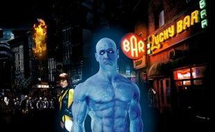 Le Dr Manhattan, du film Watchmen